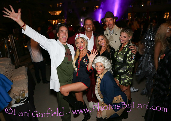 BB's Halloween Party Sat at the Hard Rock 10/29/16