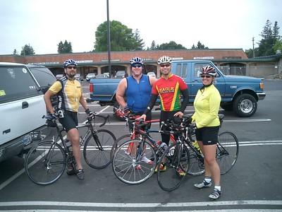 Napa Valley Fun/Training Ride
