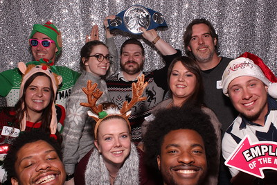 Oklahoma Central Credit Union Holiday Party 2019 pics