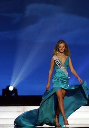 Miss Universe Contest - 2005