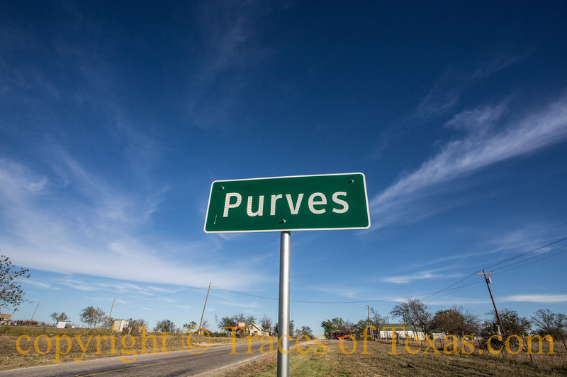 Title: Purves CIty Limits<br /> <br /> Comments:  I was not nervous, though in Purves.<br /> <br /> Location: Purves