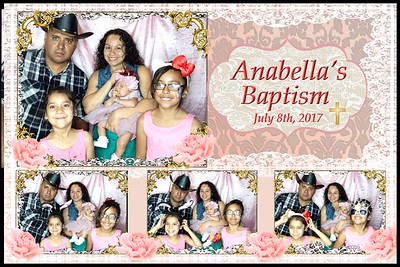Anabella's Baptism