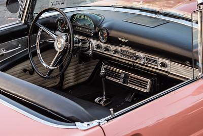 Pink Thunderbird walkaround