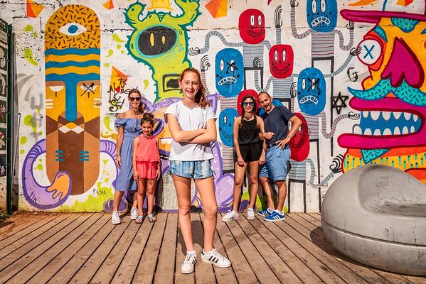 Old Yafo, Grafitti Tour