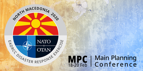 Main Planning Conference (18-20 February 2020)