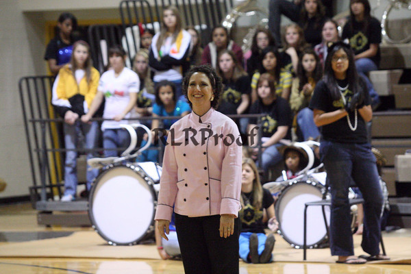 Cleburne Pep Rally Oct 30, 2009