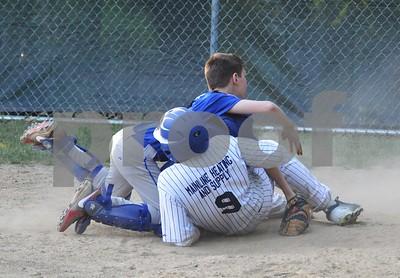 Stafford LL Dodgers vs. Yankees 051815