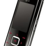 LG mobilniki 2008