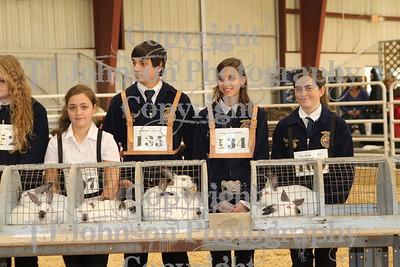 2011 Spring Branch FFA Livestock Show