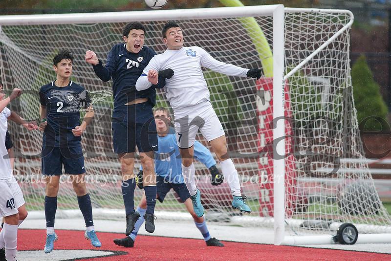 Seneca Valley vs Mt Lebanon Soccer