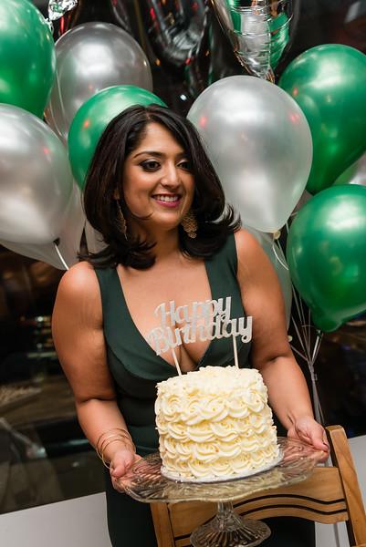 December 1, 2018 - Natasha Kanji's 40th Birthday Celebration