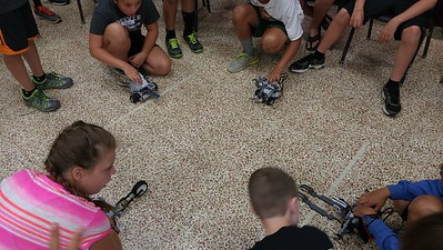 Penfield FLL Camp 8/5