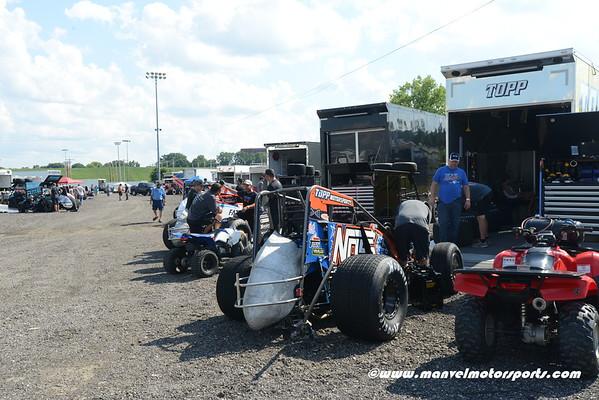 Lawrenceburg Speedway 26 July 2020