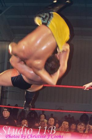 ROH 10/16/04 Joe vs Punk II - Chicago Ridge, IL
