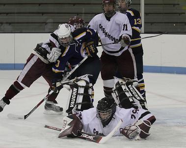 2010-01-02 AB Varsity Hockey vs Chelmsford