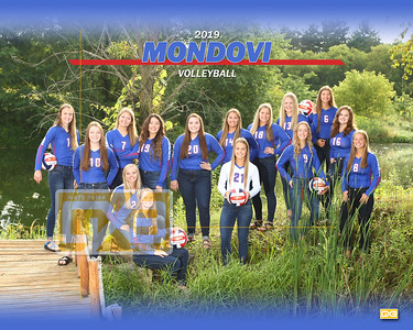 Mondovi volleyball VB19