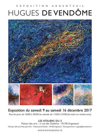 Décembre 2017 : Exposition