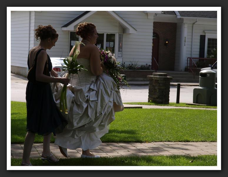 Bridal Party Family Shots at Stayner Gazebo 2009 08-29 006 .jpg