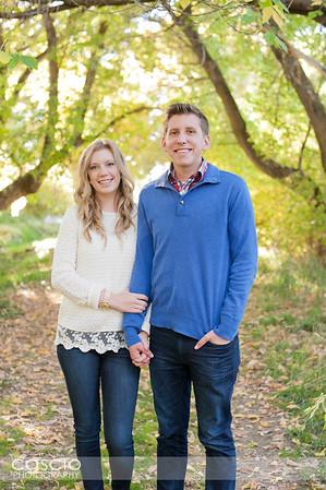 Erin & Jon Engagements