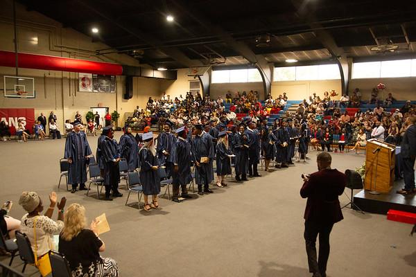 Delta Innovative School 2021 Graduation