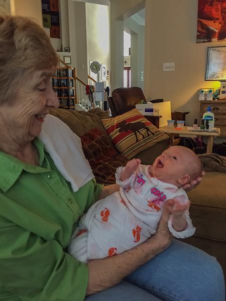Blythe and Granny