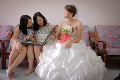 Boon Tiong Wedding Day