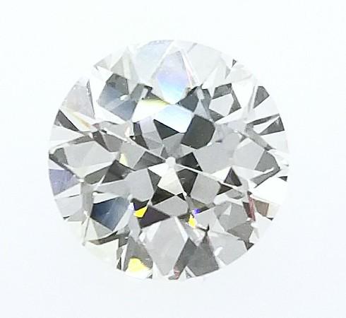 1.77ct Old European Cut Diamond - GIA K, VS1
