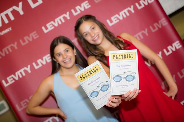 Lindsey & Nicole Bat Mitzvah