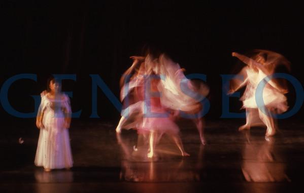 Dance Ensemble Fall 1983