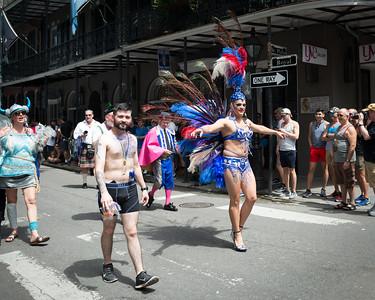 2016 Southern Decadence Parade
