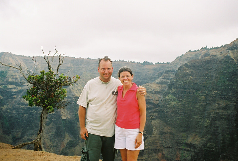 Waimea Canyon - The Island of Kauai - Hawaii - 2003