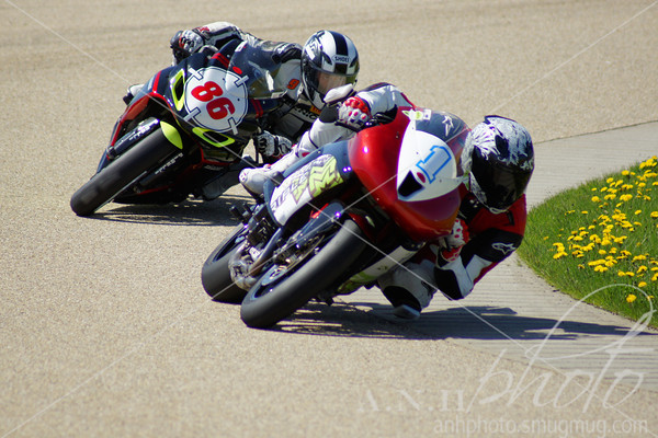 EMRA Race Day Round 1 May 27, 2012