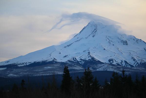 Mt Hood, Valentines Adventures