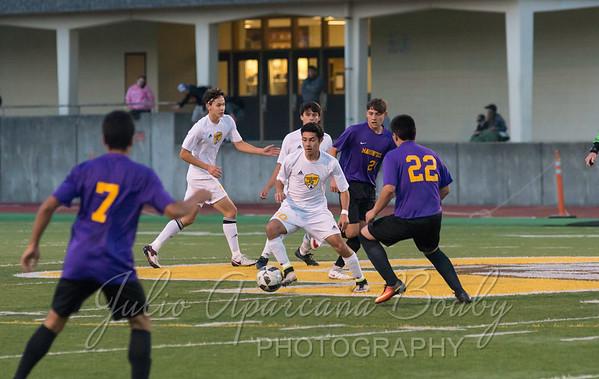 160922 NBHS Boys Soccer vs MHS