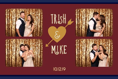 Trish and Mike - The Trolley Station - 10.12.2019