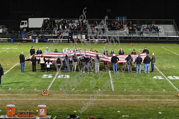 Berks Catholic vs East Pennsburg High School Football 2016 - 2017