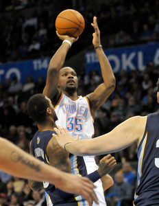 Thunder vs Memphis