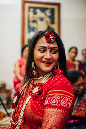 Grah Shanti - Mehndi - Shah Family