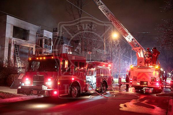 November 27, 2016 - 2nd Alarm - 106 Joicey Boulevard