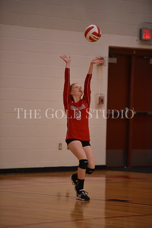 East at Symmes Valley Middle VB 10-9-2017