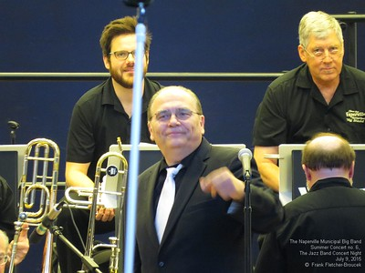 NMBB Jazz Band Concert Night 4 July 9 2015