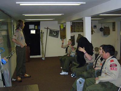 Troop Meeting - Dec 12