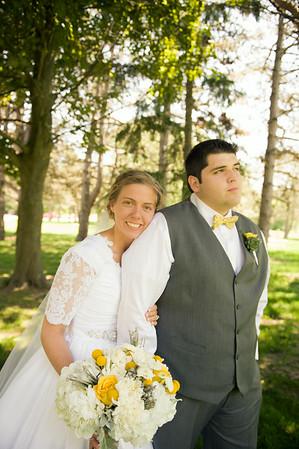 Zach and Ashley | Wedding