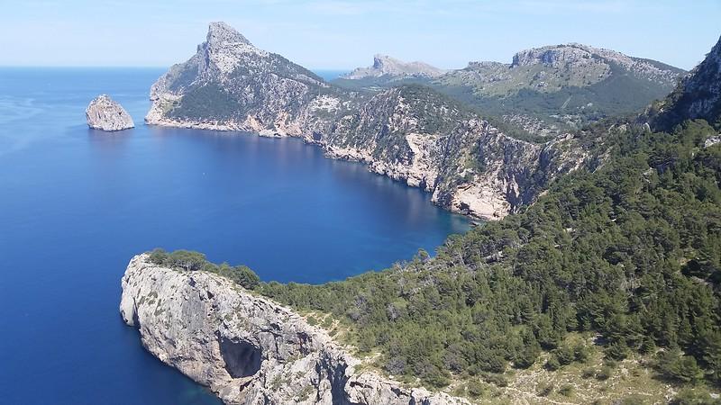 Mirador es Colomer - things to do in Mallorca