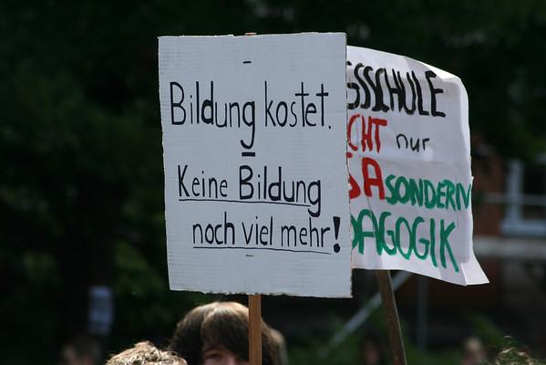 Bundesweiter: Bildungsstreik /HH