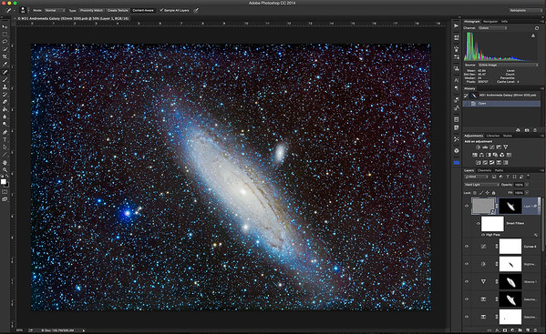 PS6-M31 Finished