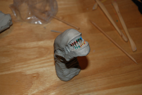 Chestburster Sculpt