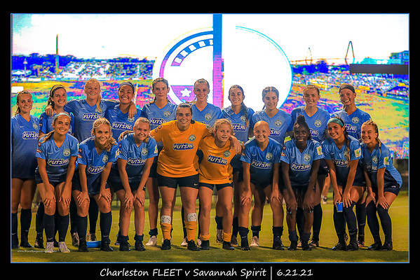 Charleston FLEET v SAVANAH Spirit | 6.21.21