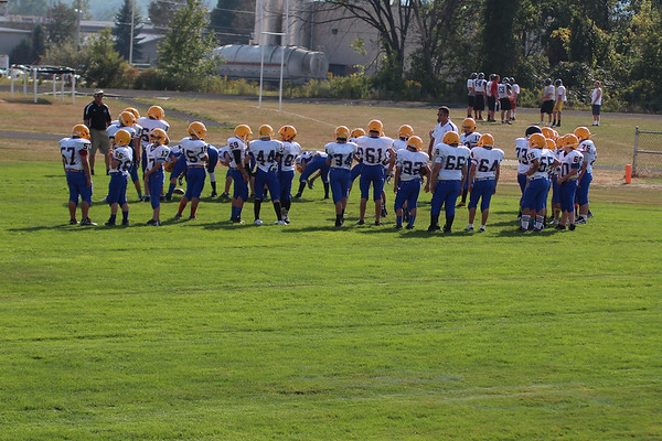 2013 AMS Football at Fremont