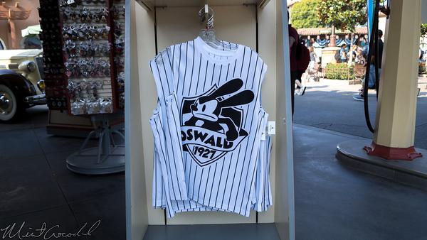 Disneyland Resort, Disney California Adventure, Buena, Vista, Street, Oswald, Lucky, Raibbit